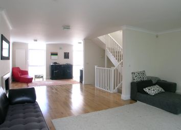 Thumbnail 4 bed flat to rent in Hawtrey Road, London