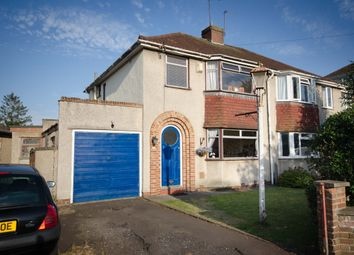 Thumbnail 3 bed semi-detached house for sale in Bromley Heath Road, Downend