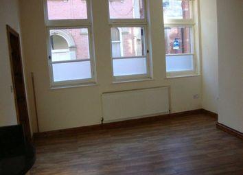 Thumbnail 1 bedroom flat to rent in Bishop Lane, Hull
