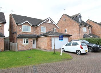 Thumbnail 4 bed detached house to rent in Appledale, Tytherington, Macclesfield