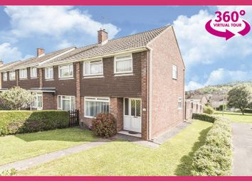 Thumbnail 3 bed end terrace house for sale in Pilton Vale, Newport