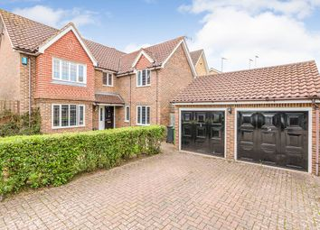 Thumbnail 5 bed detached house to rent in Discovery Road, Bearsted, Maidstone