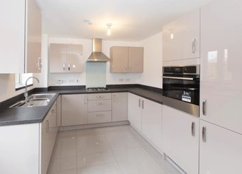 "Thumbnail 3 bed semi-detached house for sale in ""Faringdon"" at Arnold Drive, Corby"