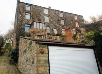 Thumbnail 2 bed end terrace house for sale in Lane Square, Lumbutts Road, Todmorden, Lancashire