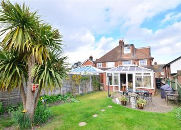 Thumbnail 4 bed semi-detached house for sale in Lingfield, Surrey
