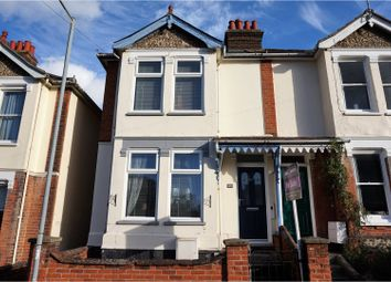 Thumbnail 3 bed semi-detached house for sale in Tokio Road, Ipswich