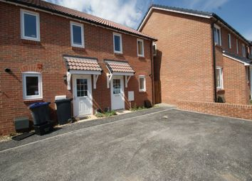 Thumbnail 2 bedroom terraced house to rent in Pickernell Road, Tidworth