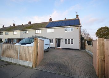 Thumbnail 3 bed semi-detached house for sale in White Horse Avenue, Halstead