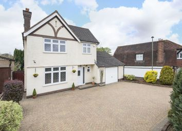 Thumbnail 4 bedroom detached house for sale in The Grove, West Wickham