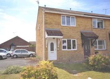 Thumbnail 2 bed end terrace house for sale in The Josselyns, Trimley St. Mary, Felixstowe