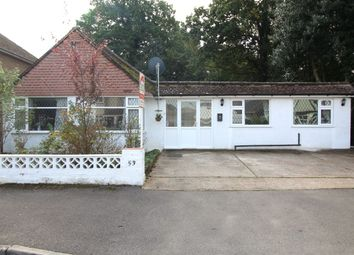Thumbnail 4 bed bungalow for sale in Ashford Avenue, Ashford