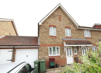 Thumbnail 3 bed semi-detached house for sale in Sunningdale Close, Thamesmead