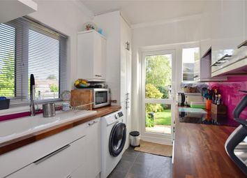 Thumbnail 2 bed maisonette for sale in Claybury Broadway, Clayhall, Ilford, Essex