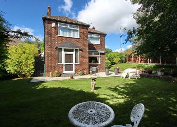 Thumbnail 3 bed detached house for sale in Sandy Lane, Prestwich, Manchester