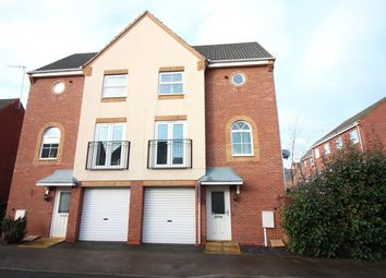 Thumbnail 3 bedroom semi-detached house for sale in Foxglove Close, Hucknall, Nottingham