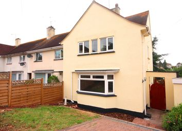 3 bed terraced house to rent in Stanbury Road, Shiphay, Torquay TQ2