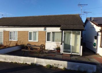 Thumbnail 2 bed bungalow for sale in Willow Grove, Talacre, Holywell, Flintshire