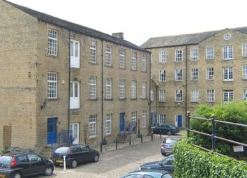 Thumbnail 1 bed flat to rent in Winton Mill, Wharf Street, Sowerby Bridge