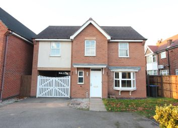 Thumbnail 4 bed detached house for sale in Ferndale Grove, Hinckley