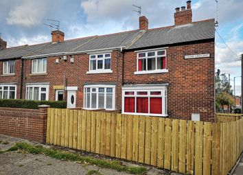 Thumbnail 2 bed end terrace house to rent in Cedar Crescent, Murton, Seaham