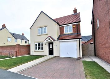 Thumbnail 4 bed detached house for sale in Windward Avenue, Fleetwood, Lancashire