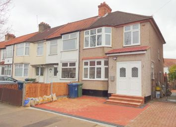 Thumbnail 3 bed terraced house to rent in Roxeth Green Avenue, Harrow