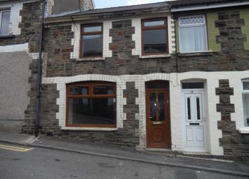 Thumbnail 3 bed terraced house to rent in Victoria Street, Abertillery