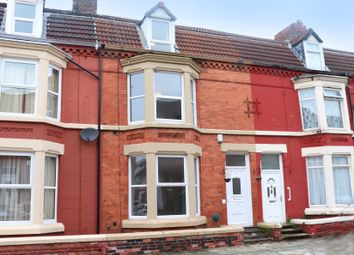 Thumbnail 4 bed terraced house for sale in Ampthill Road, Aigburth, Liverpool