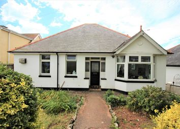 Thumbnail 3 bed detached bungalow for sale in Audley Avenue, Torquay