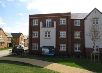 Thumbnail 2 bed flat for sale in Croft Close, Two Gates, Tamworth