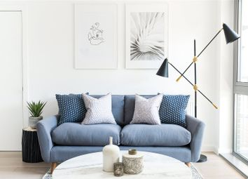 Thumbnail 2 bedroom flat for sale in Constance Court, 10 Chatfield Road, Battersea, London