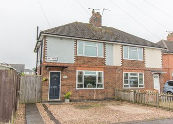 Thumbnail 3 bed semi-detached house for sale in Wiclif Way, Lutterworth