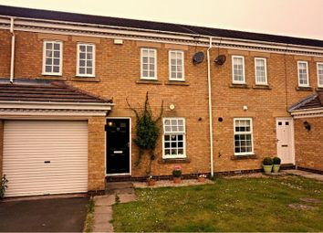 3 bed terraced house for sale in Chase Mews, Blyth NE24