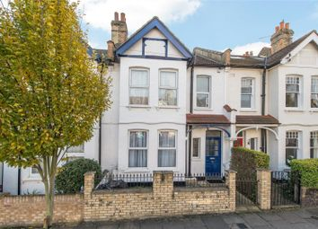 Thumbnail 3 bed terraced house for sale in Pirbright Road, Southfields, London