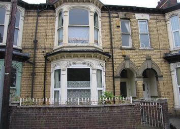 Thumbnail 1 bedroom flat to rent in Spring Bank West, Hull