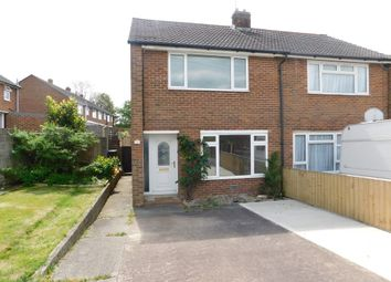 Thumbnail 2 bedroom semi-detached house to rent in St. Andrews Drive, Axminster