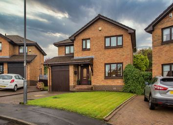 Thumbnail 4 bed detached house for sale in 11 Stonefield Gardens, Paisley