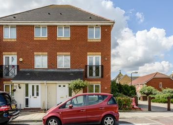 Thumbnail 4 bed end terrace house for sale in Hill View Drive, London