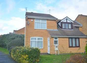 Thumbnail 2 bed semi-detached house for sale in Brambleside, Kettering