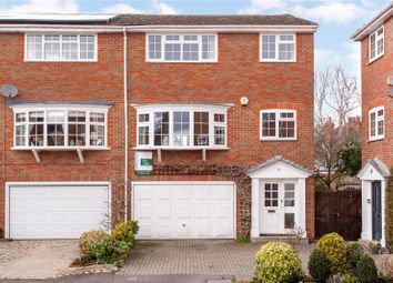 Thumbnail 4 bed end terrace house for sale in Baronsmead, Henley-On-Thames, Oxfordshire