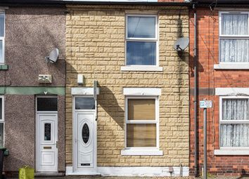 Thumbnail 2 bed terraced house for sale in Wellington Street, Stapleford, Nottingham