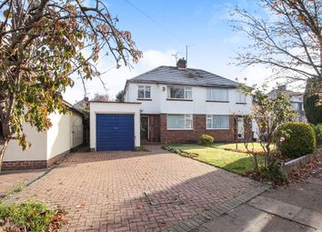 Thumbnail 3 bed semi-detached house for sale in Manton Drive, Luton