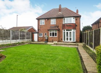 Thumbnail 4 bed detached house for sale in Bescot Road, Walsall