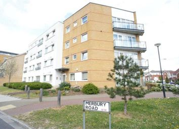 Thumbnail 2 bed flat to rent in Trident House, Merbury Road, London