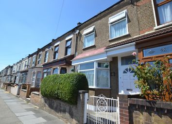 Thumbnail 3 bedroom terraced house for sale in St Stephens Road, East Ham