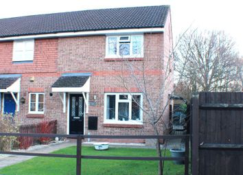Thumbnail 3 bed end terrace house for sale in Arabian Gardens, Whiteley, Fareham