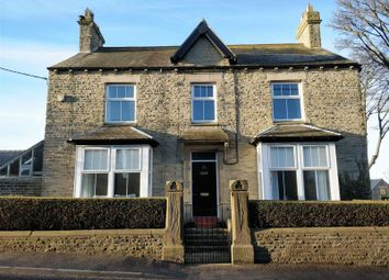 Thumbnail 4 bed detached house for sale in Front Street, Castleside, Consett.