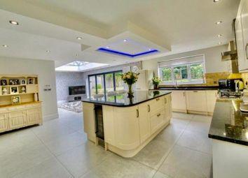Hill Crest, Birmingham Road, Millisons Wood, Coventry CV5. 4 bed detached house for sale