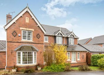 Thumbnail 5 bed detached house for sale in Gorsty Hill Close, Balterley, Crewe, Staffordshire