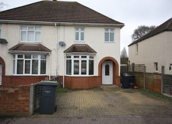 Thumbnail 3 bed semi-detached house to rent in Orchard Street, Kempston, Bedford